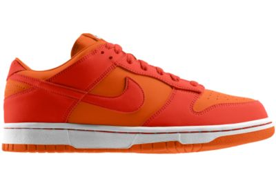 Buy dunks & suits - Nike Dunk Low iD Custom Women\'s Shoes - Orange, 10