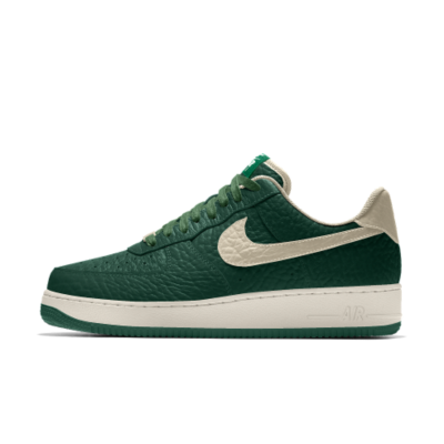Nike Air Force 1 Low Premium iD (Milwaukee Bucks)