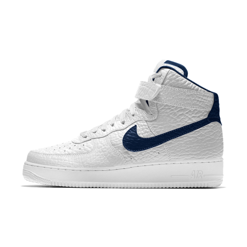 NIKE IT Nike Air Force 1 High Premium iD (New Orleans Pelicans)