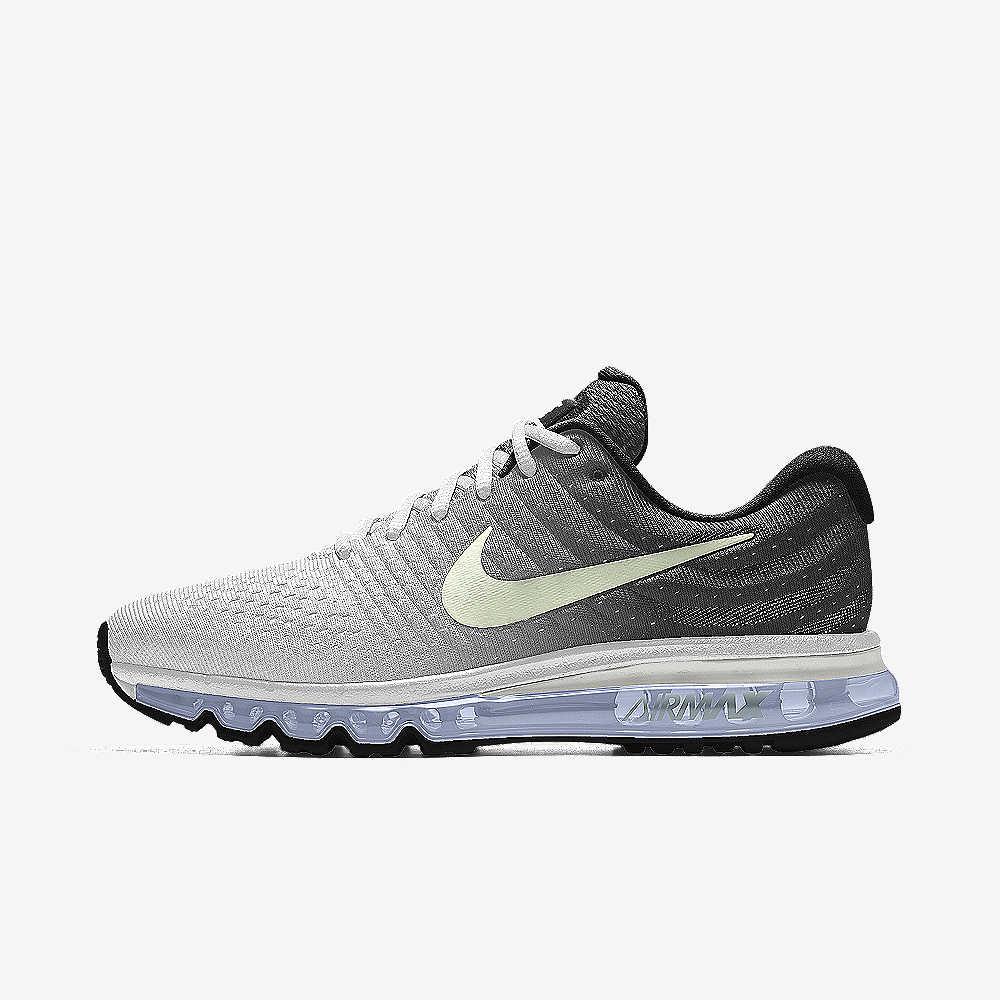 Grey Nike Air Max Shoes