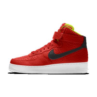 Image of Nike Air Force 1 High Premium iD (Atlanta Hawks)