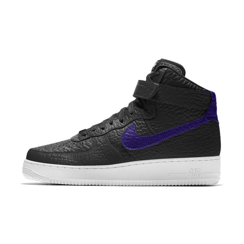 NIKE IT Nike Air Force 1 High Premium iD (Sacramento Kings)