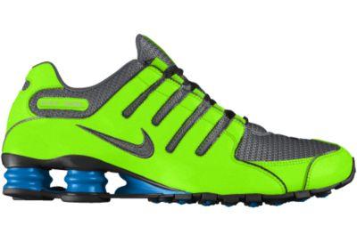 Zapatillas Nike Shox NZ iD - Chicos - Verde - 6Y