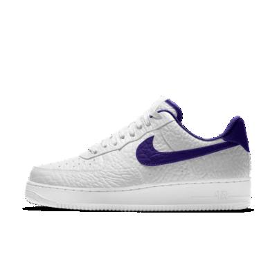 Image of Nike Air Force 1 Low Premium iD (Sacramento Kings)