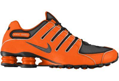 30afedde627fee Sick Basketball Shoes on Nike Shox Nz Id Custom Boys Shoes Orange 6y . ...