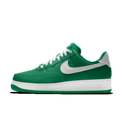 Image of Nike Air Force 1 Low Premium iD (Boston Celtics)