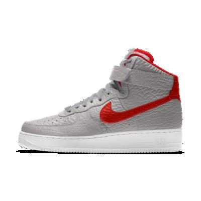 Image of Nike Air Force 1 High Premium iD (Houston Rockets)
