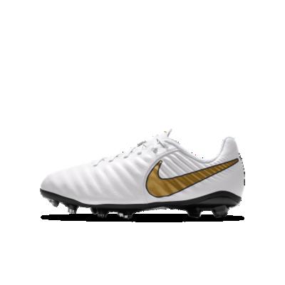 Nike Jr. Tiempo Ligera IV FG iD thumbnail