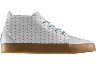 Nike Toki Premium iD Shoe - White - 11.5
