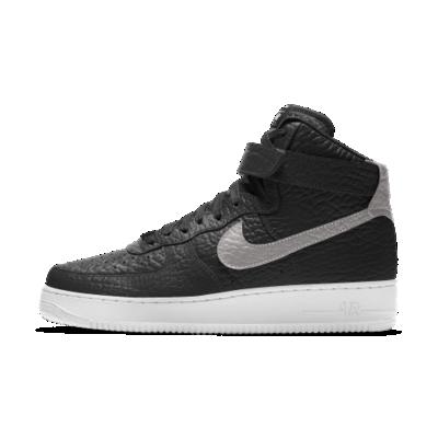 Image of Nike Air Force 1 High Premium iD (San Antonio Spurs)