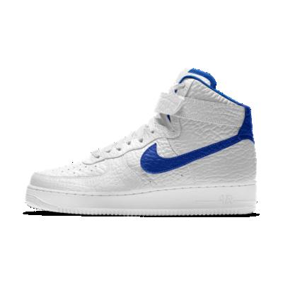 Image of Nike Air Force 1 High Premium iD (Dallas Mavericks)