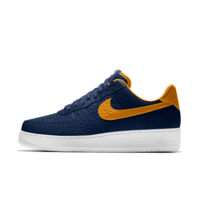 Image of Nike Air Force 1 Low Premium iD (Cleveland Cavaliers)