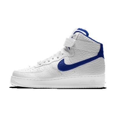 Image of Nike Air Force 1 High Premium iD (Philadelphia 76ers)