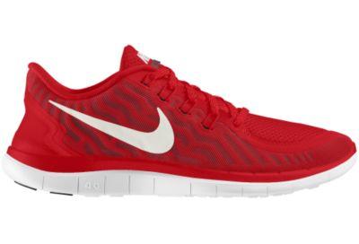 Nike Gratuit Rouge 5,0 Id