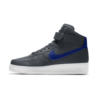 Image of Nike Air Force 1 High Premium iD (Golden State Warriors)