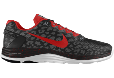 buy online 7bc4a 0047b ... cheap nike lunarglide 5 shield id custom wide mens running shoes red  5ea95 98787