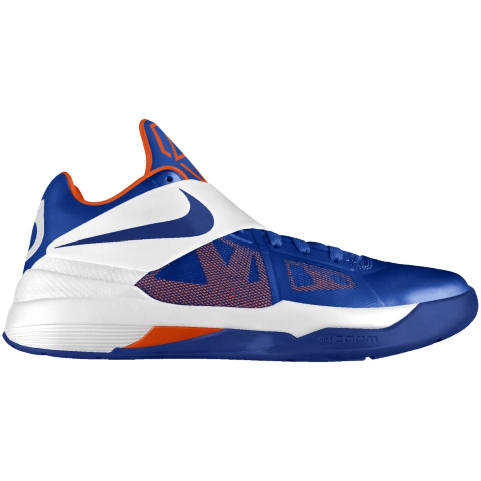 Nike Zoom Kd Iv Id Basketball Shoe