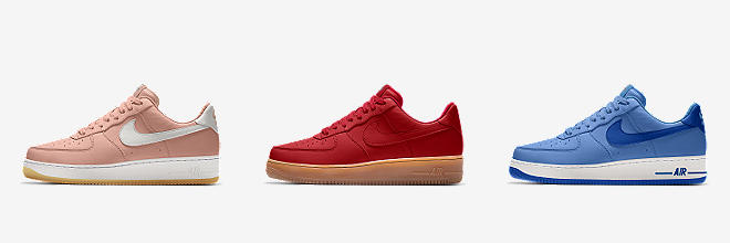 1e03d886d42c1 CUSTOMISE CUSTOMISE IT WITH NIKE BY YOU. Prev. Next. 7 Colours. Nike Air  Force 1 Low By You. Custom Women s Shoe