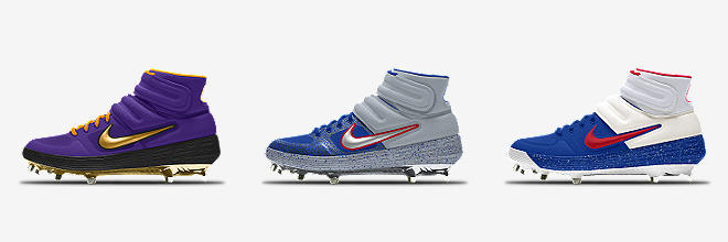 a8918008862e5 Nike Alpha Huarache Elite 2 Low MCS. Men s Baseball Cleat.  80. Customize  CUSTOMIZE IT WITH NIKE BY YOU