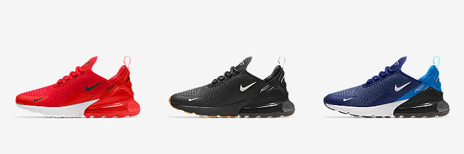 65862b43f9 Customize CUSTOMIZE IT WITH NIKE BY YOU. Prev. Next. 5 Colors. Nike Air Max  270 ...
