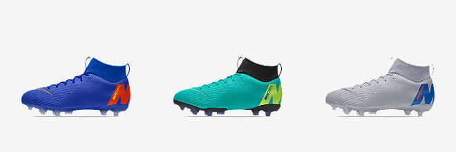 san francisco 918d2 36622 CUSTOMISE CUSTOMISE IT WITH NIKE BY YOU. Prev. Next. 6 Colours. Nike Jr. Mercurial  Superfly ...