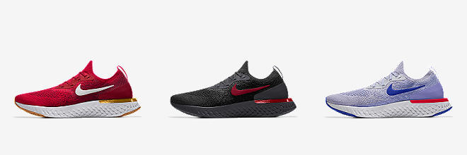 Nike Epic React Flyknit iD. Men's Running Shoe. kr 1 400. CUSTOMISE  CUSTOMISE IT WITH NIKEiD