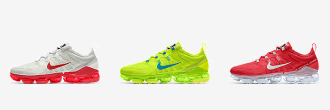 sports shoes 45b90 0ec3c Nike Air VaporMax 2019 By You. Custom Men s Shoe.  210. Customize CUSTOMIZE  IT WITH NIKE BY YOU