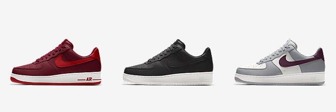 new style 06230 f88e4 Nike Air Force 1 Low By You. Custom Men's Shoe. S$179. CUSTOMISE CUSTOMISE  IT WITH NIKE BY YOU
