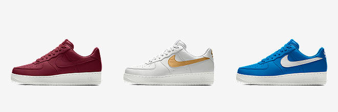 Nike Air Force 1 Mr Cartoon Lowrider Tênis Nike Masculinos no