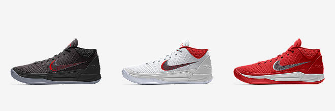 Next. 3 Colors. Kobe A.D. iD. Basketball Shoe