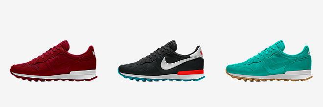 Nike Sportswear Internationalist Fleece Womens Shoes Grey BS2773613