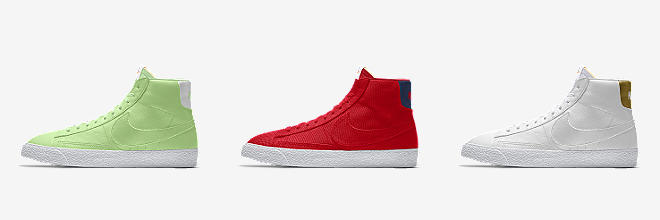 low priced 9e699 f368a Nike Blazer Mid By You. Custom Men s Shoe.  165. CUSTOMISE CUSTOMISE IT  WITH NIKE BY YOU