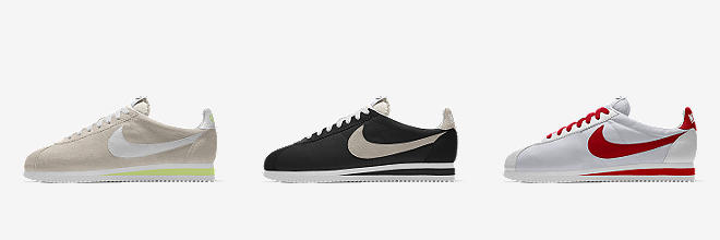 super popular 24d1b 7bf96 Customize CUSTOMIZE IT WITH NIKE BY YOU. Prev. Next. 6 Colors. Nike Classic  Cortez By You. Custom Womens Shoe