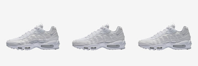 new styles c653f 18db0 Prev. Next. 4 Farben. Nike Air Max 95 iD Winter White. Schuh
