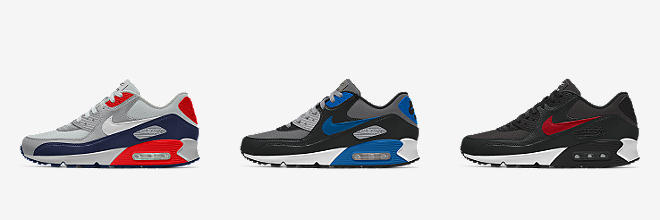 d0031c3dc77f CUSTOMISE CUSTOMISE IT WITH NIKE BY YOU. Prev. Next. 7 Colours. Nike Air  Max 90 ...