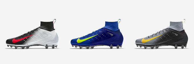 Custom Men s Football Cleat.  140. Customize CUSTOMIZE IT WITH NIKE BY YOU 3b653ed39a57