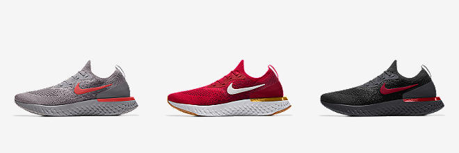 Authentic 233845 Nike Lunarswift 2 Men Black Red Shoes