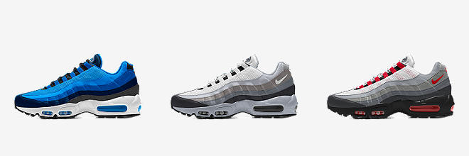 Next 5 Colors Nike Air Max 95 iD Mens Shoe