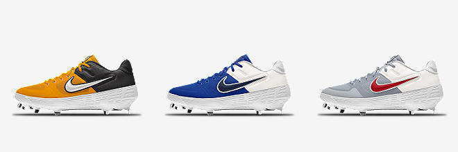 sale retailer f7aa3 ec9f8 Custom Baseball Cleat.  110. Customize CUSTOMIZE IT WITH NIKE BY YOU