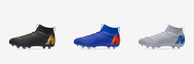 Prev. Next. 6 coloris. Nike Jr. Mercurial Superfly VI Academy MG iD. Chaussure  de football à crampons a4e9ca8d1a7b