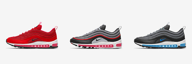 air max 97 rouge femme