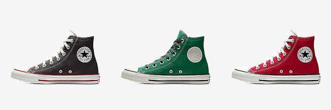 mens high top skate shoes converse