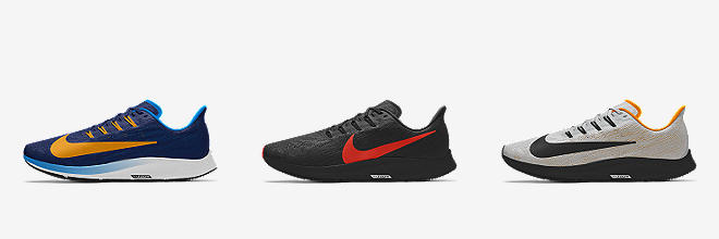 09ff5fe5fc992 Custom Men's Running Shoe. $150. Customize CUSTOMIZE IT WITH NIKE BY YOU