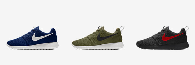 nike roshe two id