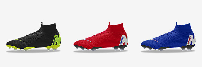 9d09fa590 CUSTOMISE CUSTOMISE IT WITH NIKE BY YOU. Prev. Next. 6 Colours. Nike  Mercurial Superfly 360 Elite ...