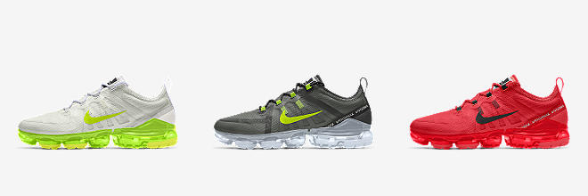 online retailer 608c9 25aea Customize CUSTOMIZE IT WITH NIKE BY YOU. Prev. Next. 7 Colors. Nike Air  VaporMax 2019 By You. Custom Men s Shoe
