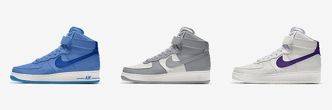 7a4604e1 CUSTOMISE CUSTOMISE IT WITH NIKE BY YOU. Prev. Next. 7 Colours. Nike Air  Force 1 ...