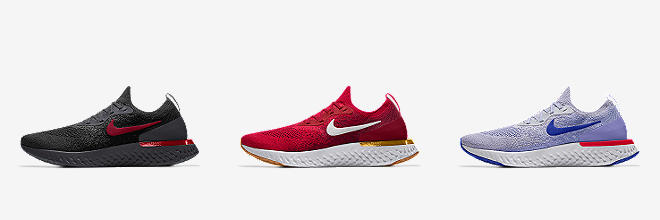 Prev. Next. 4 Colours. Nike Epic React Flyknit iD