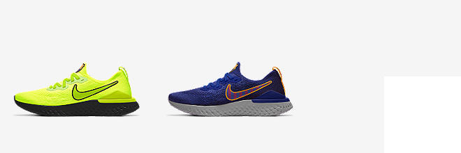 0d6d54bae1637 Next. 2 Colori. Nike Epic React Flyknit 2 FCB By You. Scarpa da running  personalizzabile