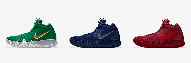 Kyrie 4. Men's Basketball Shoe. $120. Customize CUSTOMIZE IT WITH NIKEiD